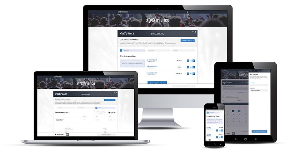 xPayrience - Unique plateforme transactionnelle adaptée multi-commerces